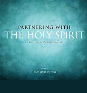 Partnering with the Holy Spirit 050240